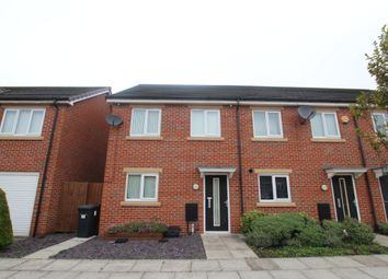 Thumbnail 3 bed town house to rent in Keble Road, Bootle