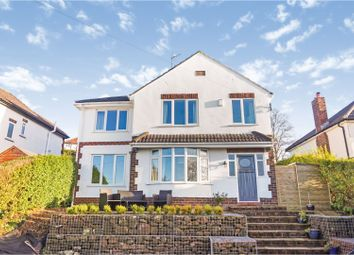Thumbnail 4 bed detached house for sale in Sandy Lane, Helsby