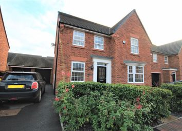 Thumbnail 4 bed detached house for sale in Thalia Avenue, Stapeley, Nantwich