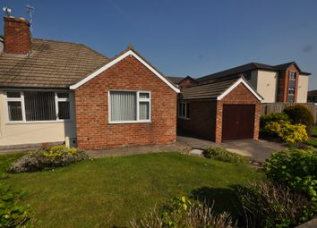 Thumbnail 2 bedroom semi-detached bungalow for sale in Northridge Road, Pensby, Wirral