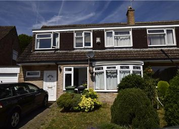 Thumbnail 4 bed semi-detached house to rent in Baker Road, Abingdon