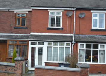 Thumbnail 3 bed terraced house to rent in Wereton Road, Audley, Stoke-On-Trent