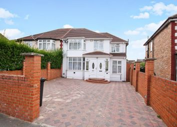 Thumbnail 5 bed semi-detached house for sale in Sandringham Road, Northolt
