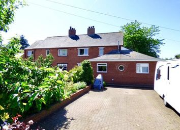 Thumbnail 3 bed semi-detached house for sale in The Croft, Burgh-By-Sands, Carlisle