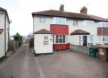 Thumbnail 3 bed end terrace house for sale in Buckland Way, Worcester Park
