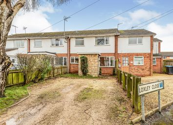 3 bed terraced house for sale in Loxley Close, Wellesbourne, Warwick CV35