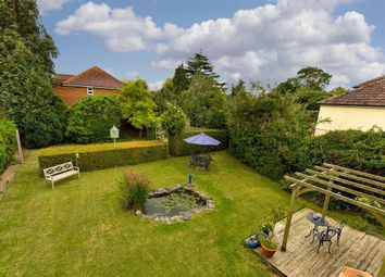 Thumbnail 4 bed detached house for sale in Weston Avenue, West Molesey