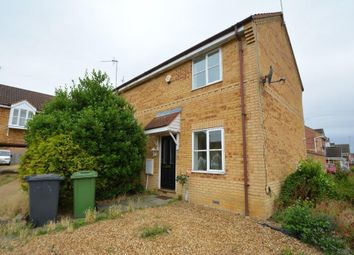 Thumbnail 2 bed property for sale in Meadenvale, Peterborough