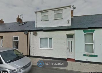 Thumbnail 3 bedroom terraced house to rent in Noble Street, Sunderland