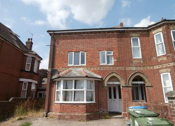 Thumbnail 8 bed semi-detached house to rent in Alma Road, Southampton