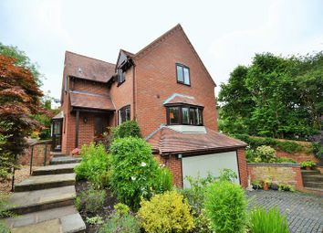 Thumbnail 4 bed detached house for sale in Lion Lane, Cleobury Mortimer, Kidderminster