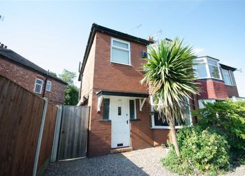 Thumbnail 3 bed semi-detached house to rent in Didsbury Road, Heaton Norris, Stockport