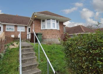 Thumbnail 2 bedroom bungalow to rent in Moor Lane, Plymouth