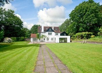 Thumbnail 5 bed detached house for sale in Franksfield, Peaslake, Guildford, Surrey