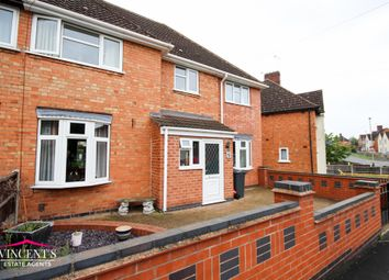 Thumbnail 4 bed semi-detached house for sale in Elmsthorpe Rise, Leicester