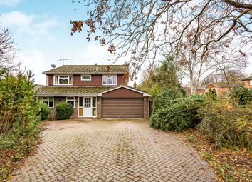 Thumbnail 5 bed detached house to rent in Heron Way, Basingstoke