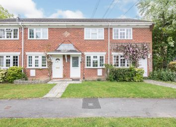 Thumbnail 2 bed terraced house for sale in Nursery Gardens, Chandler's Ford, Eastleigh