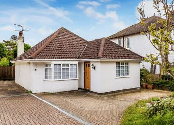 Thumbnail 3 bed bungalow for sale in Slipshatch Road, Reigate, Surrey