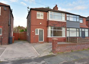 Thumbnail 3 bedroom semi-detached house for sale in Beverley Road, Offerton, Stockport, Cheshire