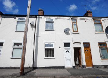 Thumbnail 3 bed terraced house for sale in Broadway Street, Burton-On-Trent