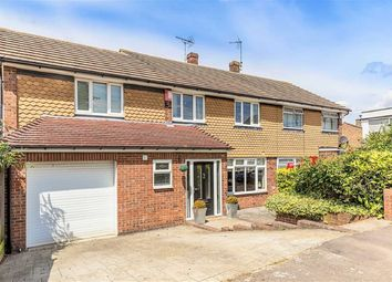 Thumbnail 4 bed semi-detached house for sale in Rowland Close, Gillingham