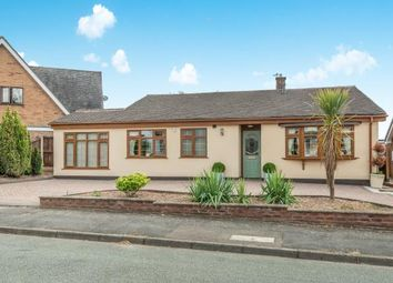 Thumbnail 3 bedroom bungalow for sale in Dorchester Road, Shoal Hill, Cannock, Staffordshire
