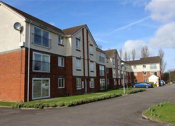 Thumbnail 2 bed flat for sale in Fletton House, Kiln Lane, Swindon