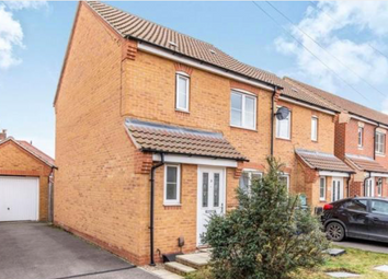 Thumbnail 3 bed terraced house for sale in Aidans Close, Doncaster