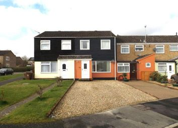 Thumbnail 3 bed terraced house for sale in Watton, Thetford, Norfolk
