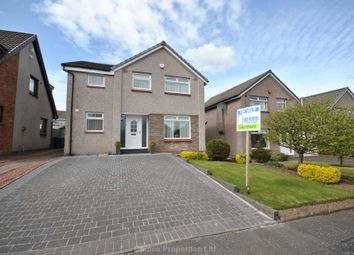 Thumbnail 4 bed detached house for sale in Bressay Place, Kilmarnock