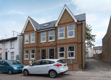 Thumbnail 3 bedroom semi-detached house for sale in Dane Hill Row, Margate