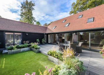 Thumbnail 4 bed detached house for sale in Tiltwood Estate, Hophurst Lane, Crawley Down
