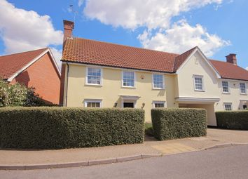 Thumbnail 3 bed link-detached house to rent in Blickling Road, Great Notley, Braintree