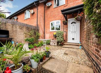 Thumbnail 2 bed terraced house for sale in Greenfield Drive, Ridgewood, Uckfield, East Sussex