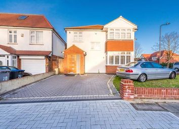 Thumbnail 5 bed detached house to rent in Kenton, Harrow