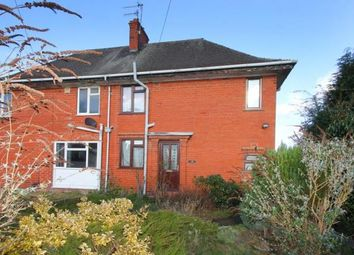 Thumbnail 2 bed semi-detached house for sale in Devonshire Avenue North, New Whittington, Chesterfield, Derbyshire