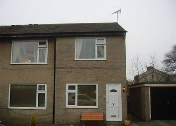 Thumbnail 2 bed flat to rent in Pasture Walk, Clayton, Bradford BD14, Bradford,