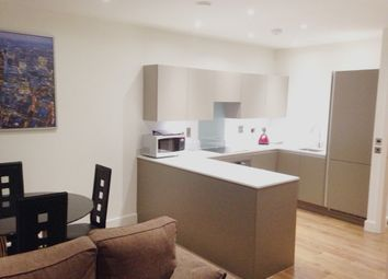 Thumbnail 2 bed flat to rent in New Village Avenue, London
