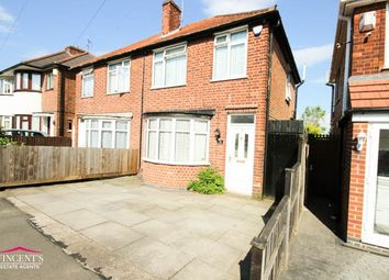 Thumbnail 1 bed semi-detached house for sale in Henley Crescent, Leicester