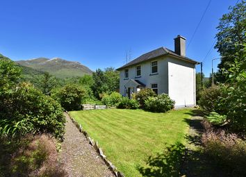 Thumbnail 3 bed detached house for sale in Garbhein Road, Kinlochleven