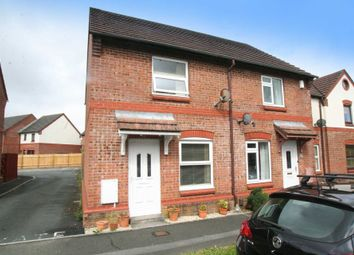 Thumbnail 2 bed end terrace house to rent in Carroll Road, Crownhill