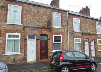 2 bed terraced house for sale in Lamel Street, Hull Road, York YO10