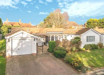 Thumbnail 3 bed detached bungalow for sale in Chyngton Place, Seaford