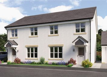 "Thumbnail 3 bed semi-detached house for sale in ""Munro Semi"" at Jeanette Stewart Drive, Dalkeith"