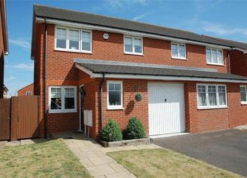 Thumbnail 3 bed semi-detached house for sale in Rochester Road, Hornchurch