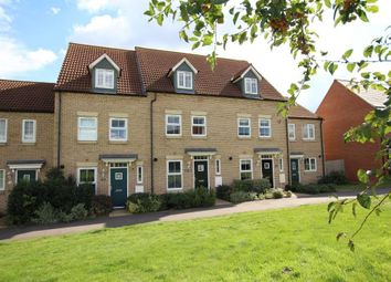 Thumbnail 3 bedroom terraced house for sale in Kings Avenue, Ely