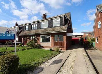 3 bed semi-detached house to rent in Booth Way, Tottington, Bury BL8