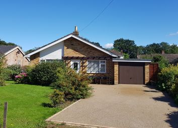 Thumbnail 3 bed detached bungalow for sale in Wisbech Road, Walpole St. Andrew, Wisbech