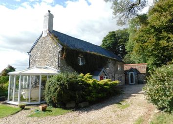 Thumbnail 6 bed cottage for sale in Dalwood, Axminster