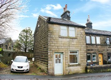 Thumbnail 1 bed end terrace house to rent in Upper Town, Oxenhope, Keighley, West Yorkshire